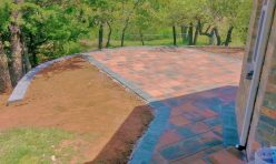 Concrete Paver Patio OKC
