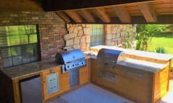 Outdoor Kitchen OKC