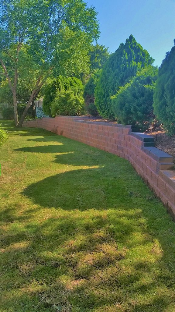 Retaining Wall Oklahoma City