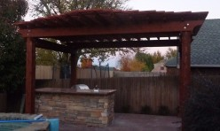 Oklahoma outdoor kitchen