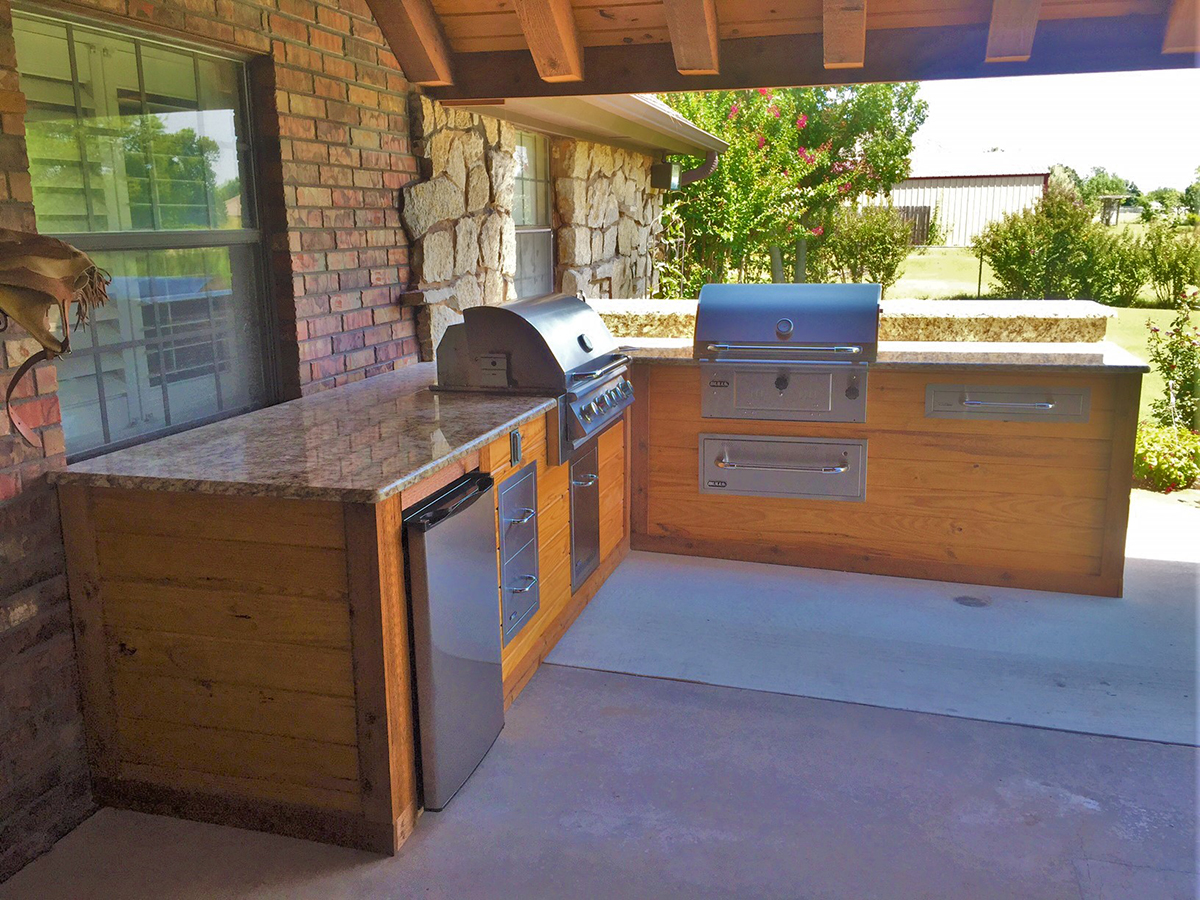 Outdoor Kitchen Oklahoma City