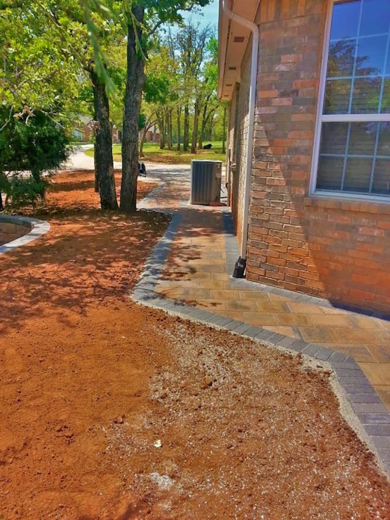 Pavers Installation OKC