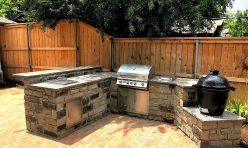 Lahoma Outdoor Kitchen